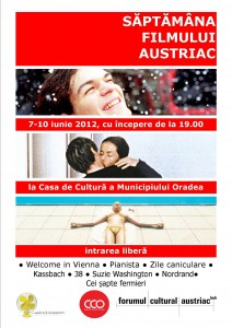 Afisul Saptamanii Filmului Austriac