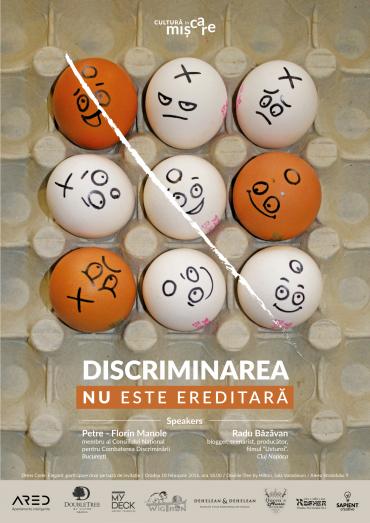 afis discriminare