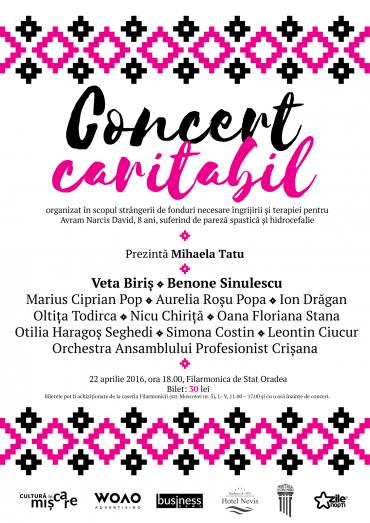 afis Concert caritabil (2)