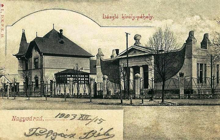 Fosta Loja Masonica din Oradea